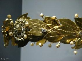 Oro, perlas y algo mas