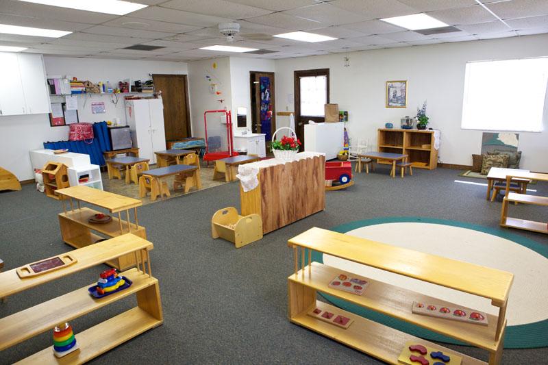 Cmo es un aula Montessori  pedagogiamontessori