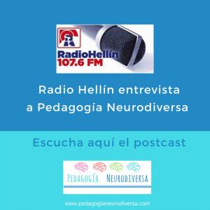 Entrevista a Pedagogía Neurodiversa