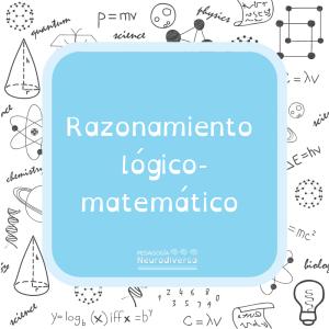 Razonamiento lógico - matemático