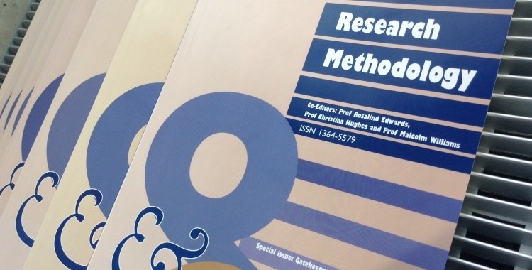 Journal of Social Research Methodology