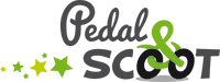 Pedal and Scoot logo