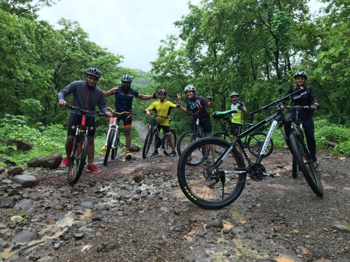 CYCLING IN VASAI WITH #PEDAL POWERS