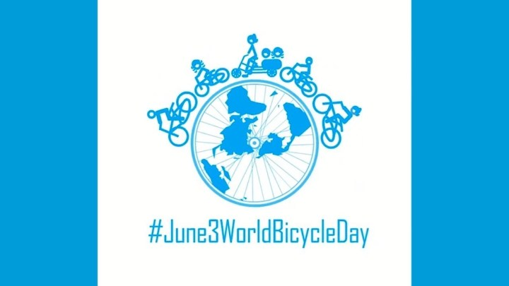 WORLD BICYCLE DAY PLEDGE