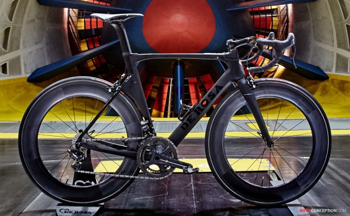 THE ALL NEW DE ROSA SK PININFARINA COMES TO INDIA