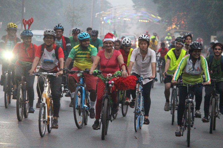 CHRISTMAS CYCLE RIDE – 2019