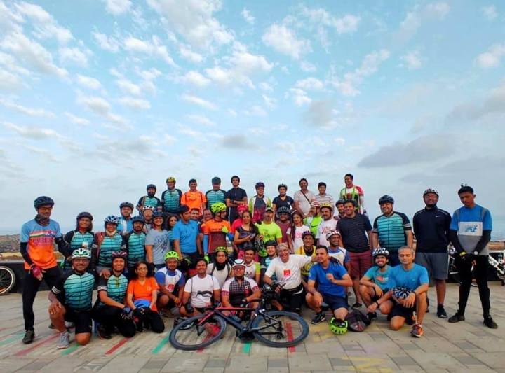 WEST COAST RIDERS CELEBRATES 1ST ANNIVERSARY WITH HOLI RIDE