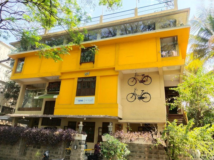 CYCLE MUSEUM IN PUNE