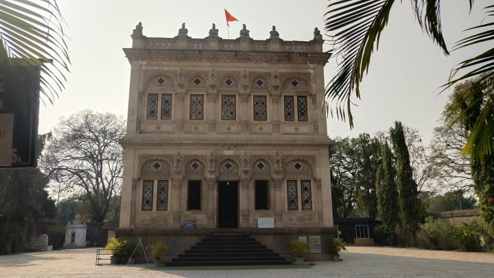 MAHADJI SHINDE CHHATRI MEMORIAL