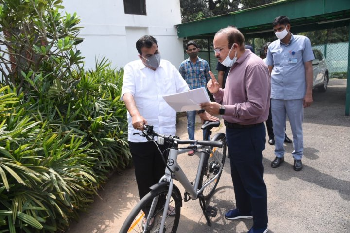 HERO CYCLES TO MAKE 10MN CYCLES A YEAR AT E-CYCLE VALLEY