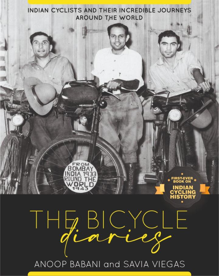 THE BICYCLE DIARIES – BOOK REVIEW