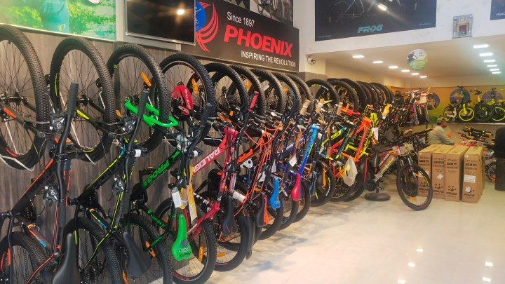 PANDEMIC SPURS BICYCLE DEMAND IN INDIA, INDUSTRY EXPECTED TO GROW BY 20%