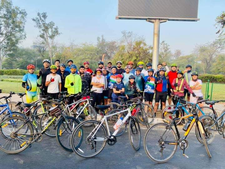 INDIAN CYCLING GETS A BOOST – 25 CITIES QUALIFY IN THE 1ST SEASON OF CYCLES4CHANGE CHALLENGE