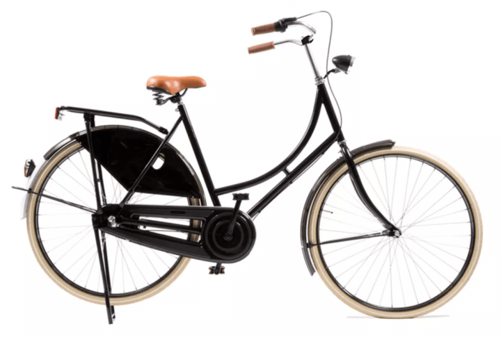 WHY DUTCH BICYCLES ARE THE MOST PRACTICAL IN THE WORLD