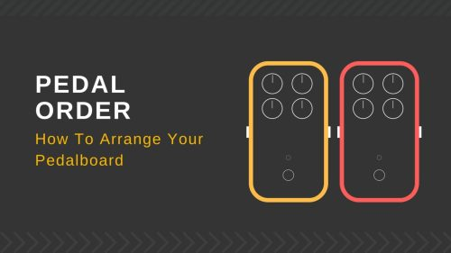 small resolution of order of effects setting up your pedalboard