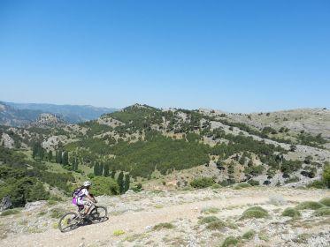 Pedalea Andalucía. Travesía BTT. Sierra de Cazorla, Segura y las Villas. Rutas BTT. Transcazorla