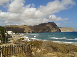 Pedalea Andalucía. Travesía en btt Cabo de Gata. Rutas BTT Cabo de Gata