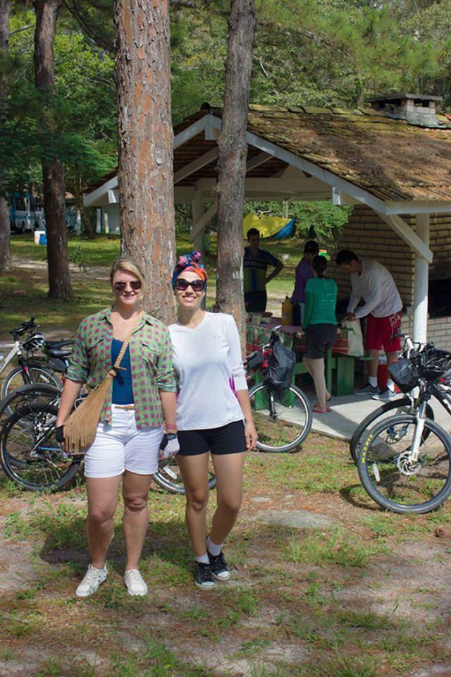 Final de semana fora da caixa / Parte 1 / Picnic no Parque