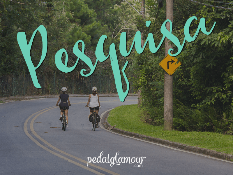 Pesquisa Pedal Glamour