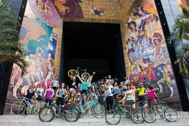 Customização de Bikes + Pedal Feminino em Joinville
