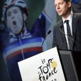 Race Director Christian Prudhomme [P] Cor Vos