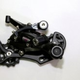 Box Components is launching a new rear derailleur in 3 lengths – with and without a clutch [P] Chris Redden