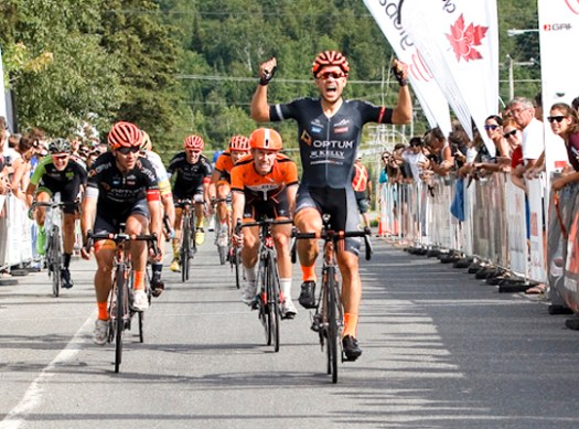 Boivin wins the Elite Men's national RR title [P] Pasquale Stalteri