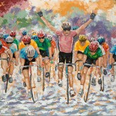 9th Prize – Bicycle Art Gift Certificate