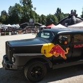 RedBull brought their time machine to the show! [P] BCBR