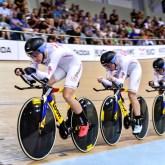Canadian Women's Team Pursuit squad [P] Guy Swarbrick