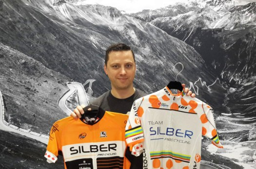 Heath Cockburn and The 11 partner with Silber Pro Cycling [P]