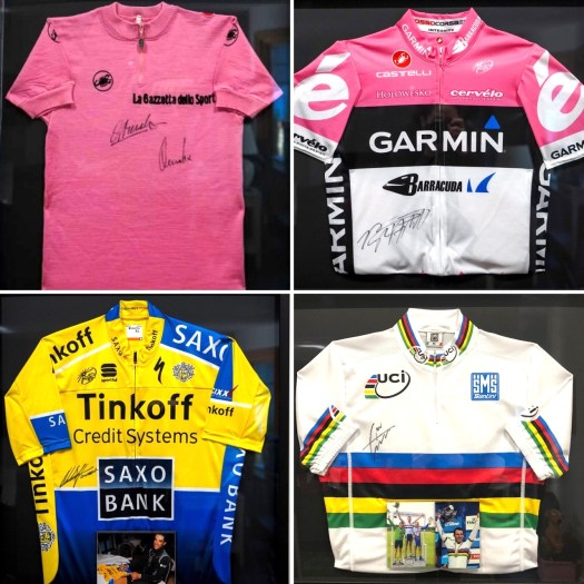 6f253004 Fab Jerseys on auction to raise money for Canadian junior riders ©