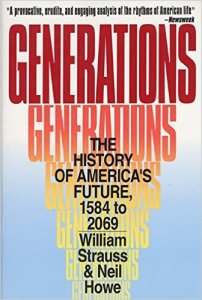 The book that shed light on generational values, 1991