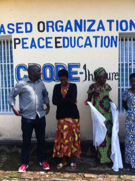 CBOPE local group for peace in Ihumure
