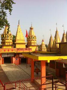 Jain Temple on Bhopal Lake