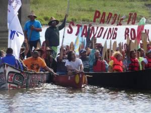 Water Protectors, Standing Rock