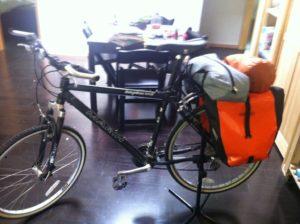 touring bicycle hack