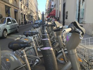 velib of paris