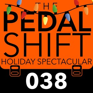 pedalshift holiday spectacular