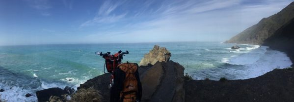 Brompton over Big Sur
