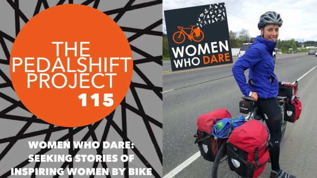 The Pedalshift Project 115: Seeking stories of inspiring women by bike