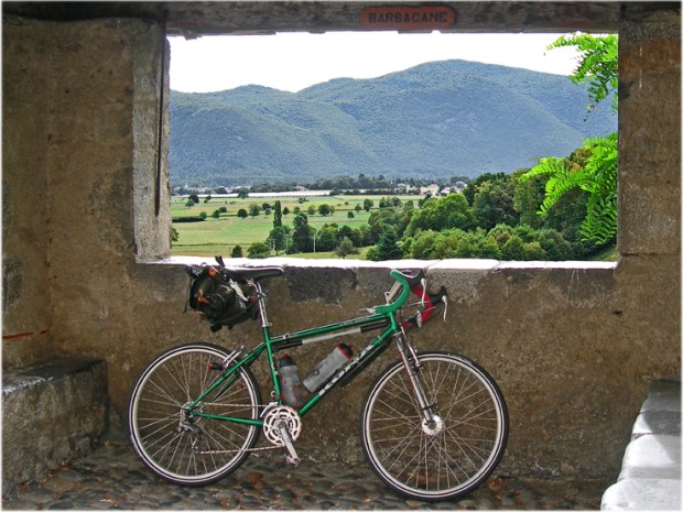 bicycle touring france