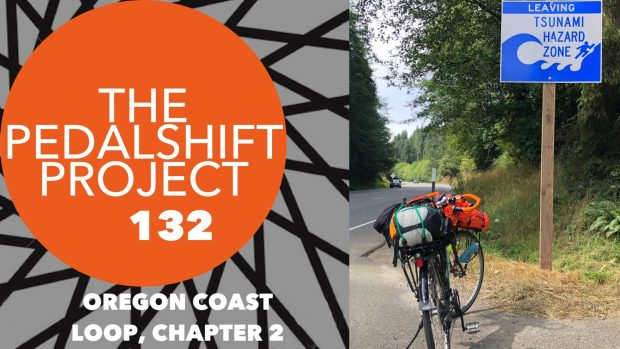 Pedalshift 132 Oregon Coast Loop