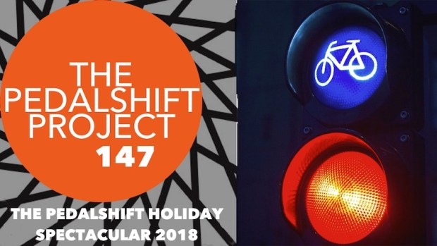 The Pedalshift Project 147: Pedalshift Holiday Spectacular 2018