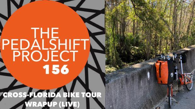 cross florida bike tour wrap-up