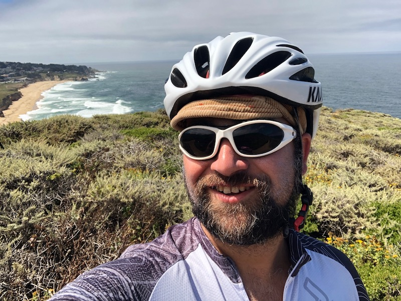 Cyrus Farivar on Xtracycle Touring with Kids