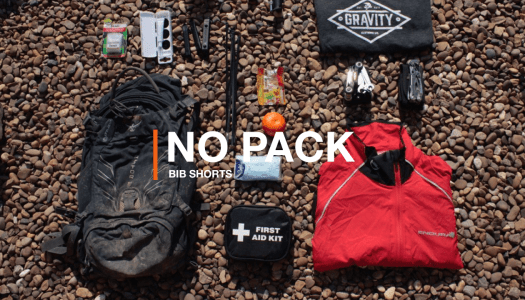 No Pack: Bib Shorts