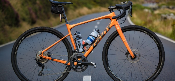 Giant Revolt Advanced 2 – Mini Review -Gravel Bike