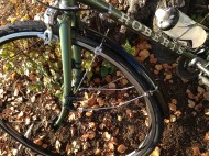 New fenders - easy to attach and remove