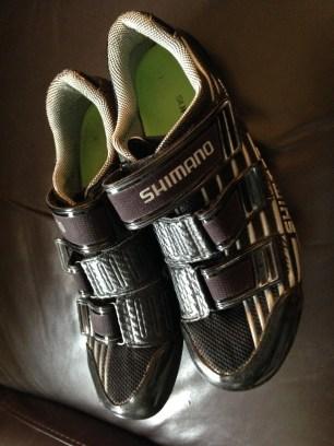 Shimano SPD SL - cleaned & polished